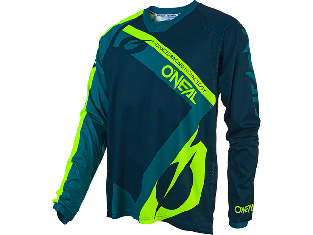 O'Neal Element FR Maglia ibrida Uomo, green